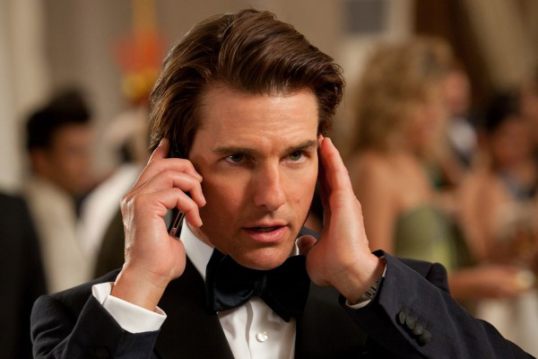Tom cruise mission impossible haircut