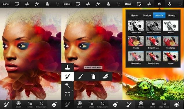 приложение фотошоп для айфона - фото 4