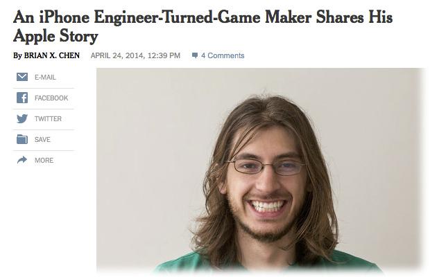 Как создавался iPhone: новые откровения разработчиков