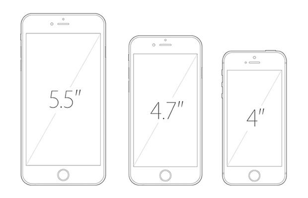 Apple работает над 4-дюймовым iPhone