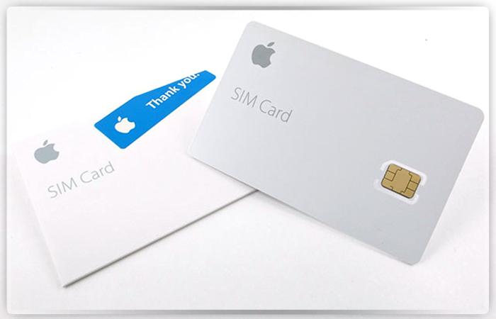 Apple SIM теперь доступна и в России