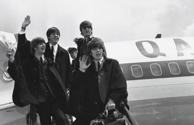 The Beatles в Apple Music в канун Рождества