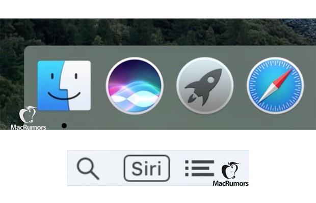 ВСеть утекли скриншотыOS X10.12 сиконкой Siri