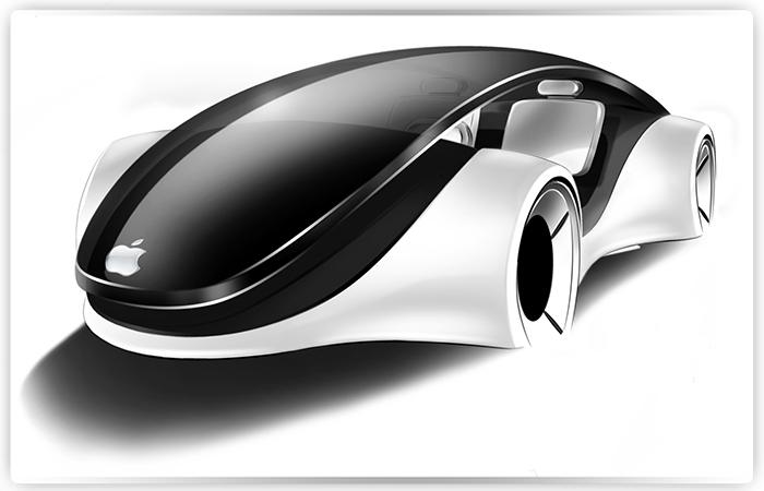 Apple займётся созданием приложений для самоуправляемых машин вместо самих авто