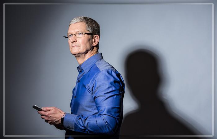 Тим Кук назвал две главные ошибки Apple 15.08.2016 17:36