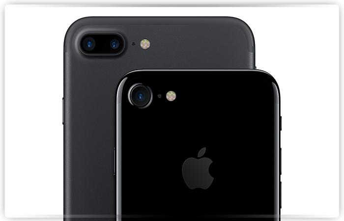 Рассекречена ёмкость аккамуляторных батарей iPhone 7 и7 Plus