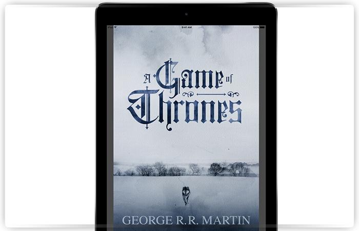 Джордж Мартин иApple создали интерактивную «Игру престолов»