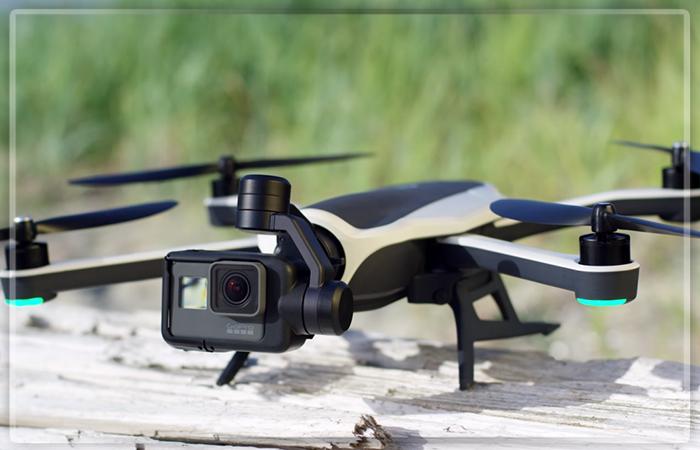 GoPro отзывает дроны Karma изпродажи