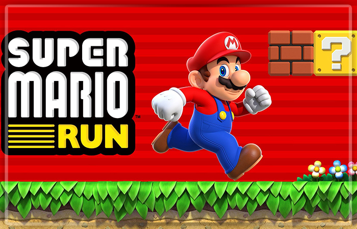 Super Mario Run выйдет наiOS всередине декабря