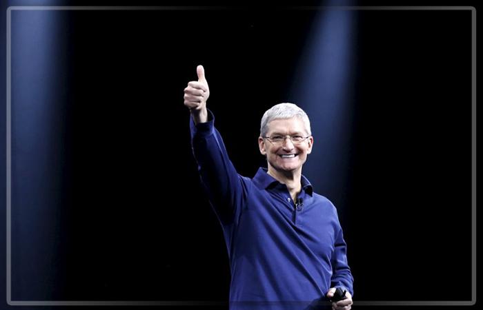 Гендиректор Apple рассказал обошеломительном успехе наушников AirPods
