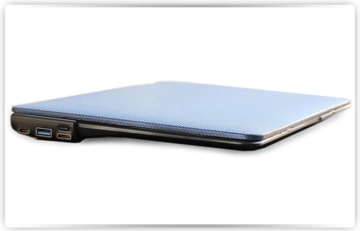 Чехол Boost для 12-дюймового MacBook решит проблему снехваткой разъемов