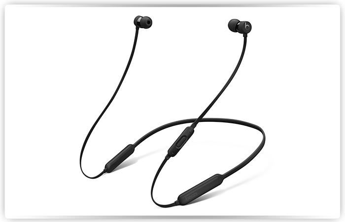 10февраля Apple начнет продажи наушников BeatsX