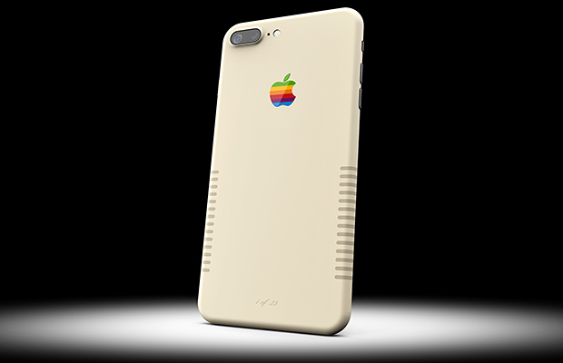 Colorware выпустила iPhone 7 Plus Retro