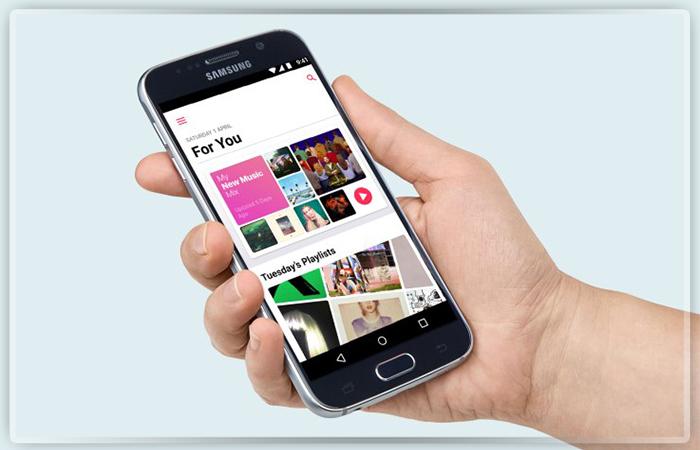 Приложение Apple Music для андроид получило новый дизайн ифункции
