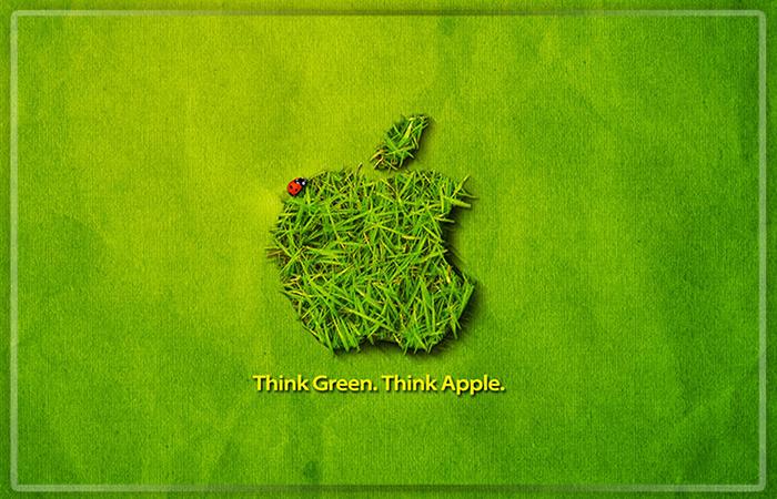 Новые устройства Apple будут на100% сделаны изутилизированных