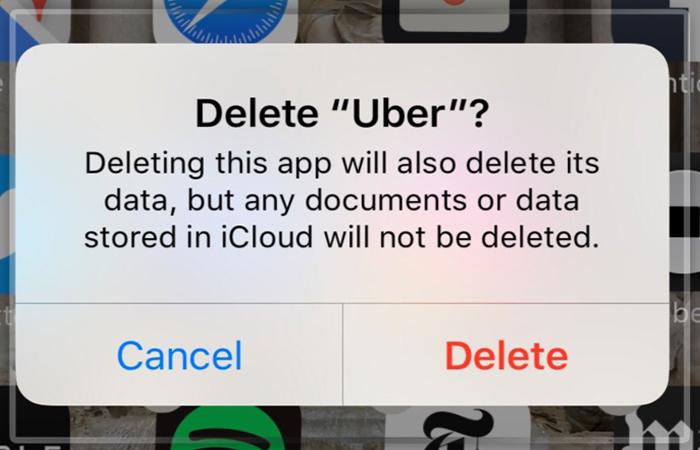 Тим Кук грозился удалить Uber совсех iPhone из-за тотальной слежки