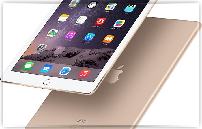 Apple начала обменивать планшеты iPad 4 наiPad Air 2