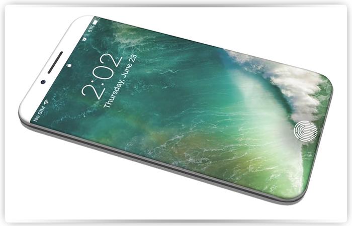 Наснимках чехла для iPhone 8 можно рассмотреть дизайн телефона
