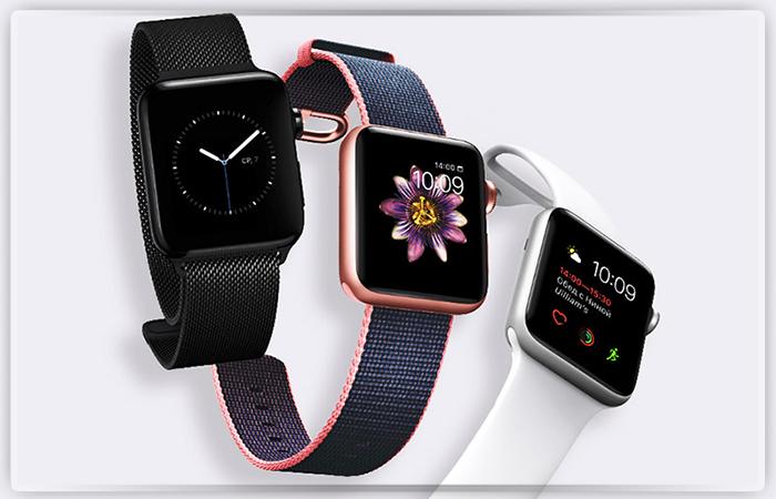 Новый тип смарт-часов Apple Watch презентуют доконца года
