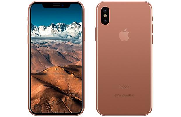 Производственная линия iPhone 8 засветилась навидео