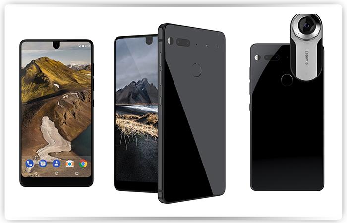 Essential Phone продали всего 5000 штук