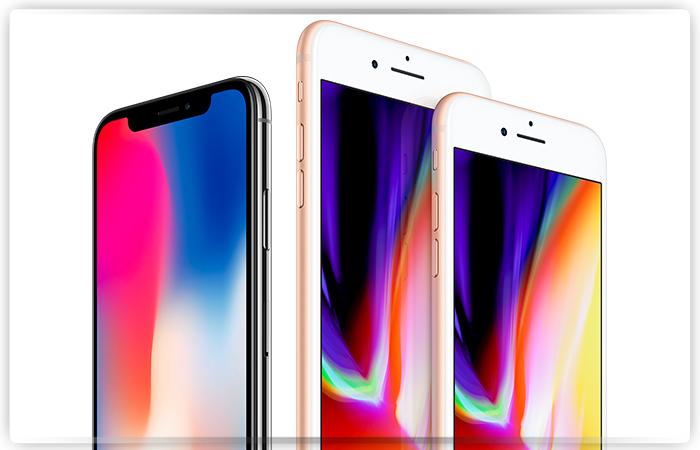 Apple начинает поставки iPhone X