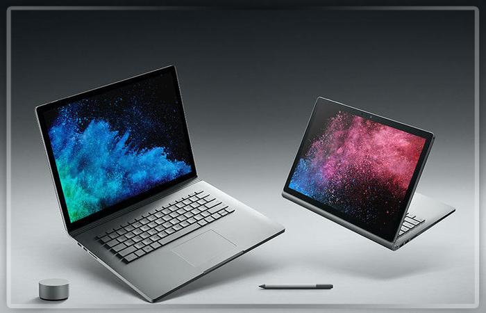 Microsoft Surface Book 2 представлен официально