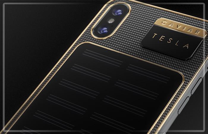 Заряжающийся отСолнца смартфон создали в Российской Федерации