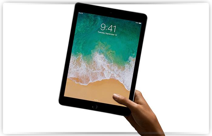 Apple выпустит недорогой планшет в 2018-ом году