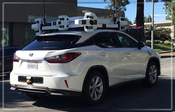 Apple зарегистрировала 24 автомобиля для исследования автопилота