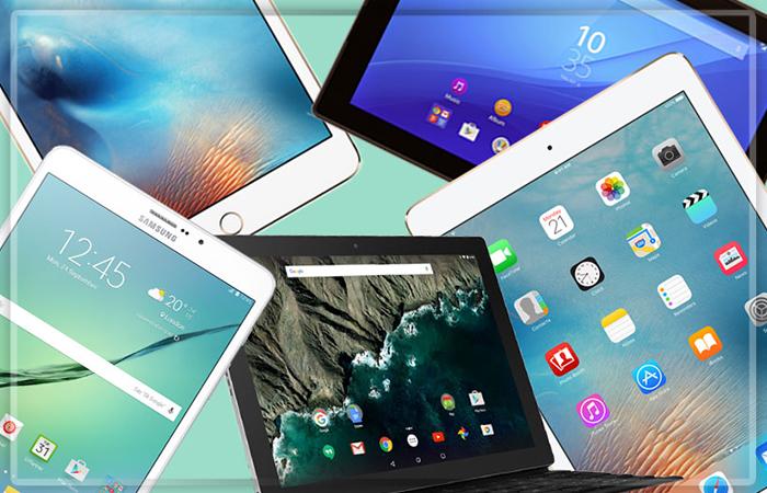 Apple стала лидером на рынке планшетов в 2017 году