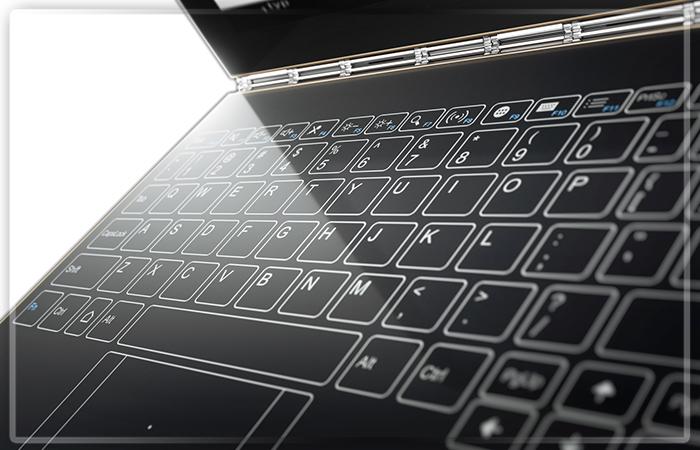 Apple запатентовала ноутбук сдополнительным OLED-дисплеем вместо клавиатуры