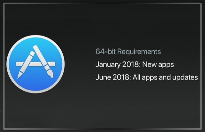 Apple прекратит поддержку тыс. приложений для MacOS