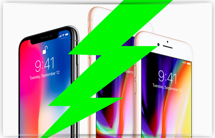 Размещены первые фото быстрой зарядки отApple